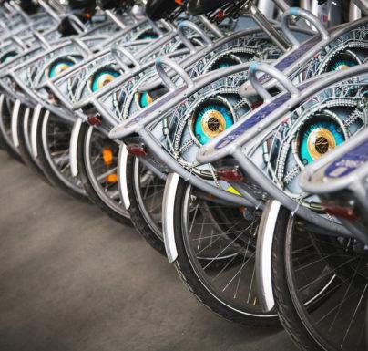 (Polski) Zakończenie sezonu roweru miejskiego