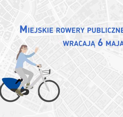 (Polski) 6 maja wraca rower miejski w Piasecznie
